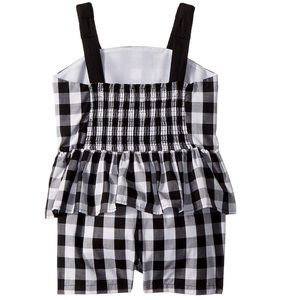 4deff6645e10 kate spade Bottoms - Kate Spade Girls Gingham Romper Size 8  64